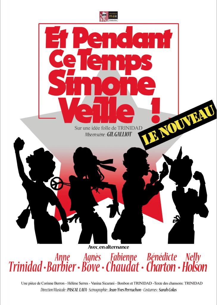 Simone tournée 2018-2019